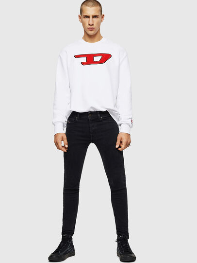 Diesel - S-CREW-DIVISION-D,  - Sweaters - Image 5