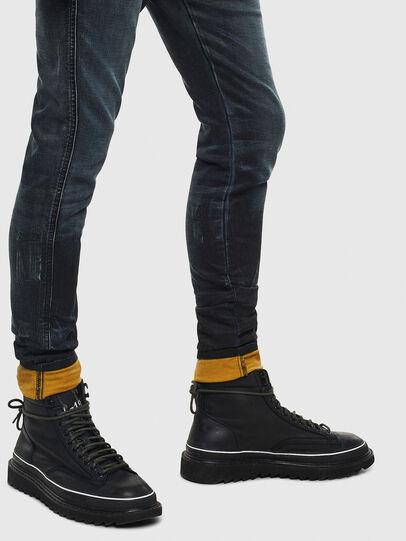 Diesel - D-Reeft JoggJeans 069MD, Dark Blue - Jeans - Image 5