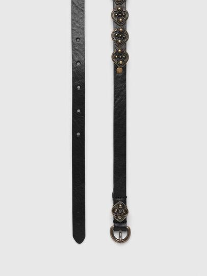 Diesel - B-COVER, Black - Belts - Image 3