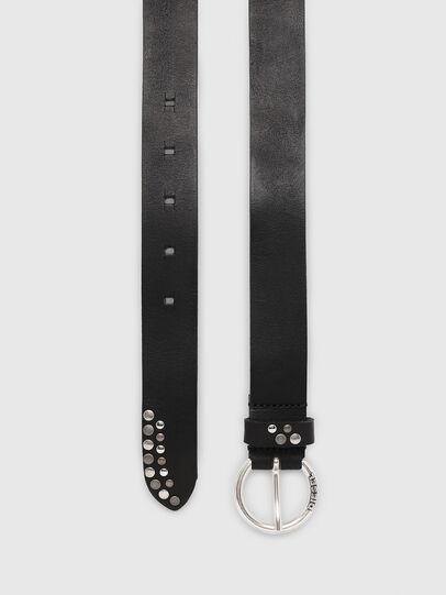 Diesel - B-WANNA, Black - Belts - Image 3
