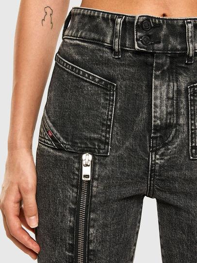 Diesel - D-Earlie 009DN, Black/Dark grey - Jeans - Image 3