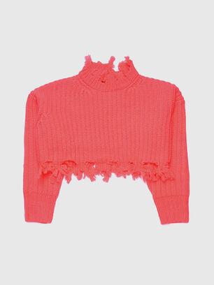 KJKIX, Coral Rose - Knitwear