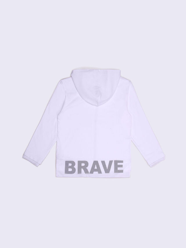 TRAVIX OVER, White
