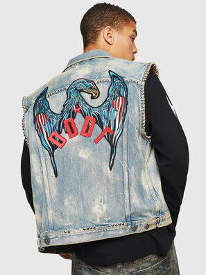 D-SMAK, Light Blue - Denim Jackets