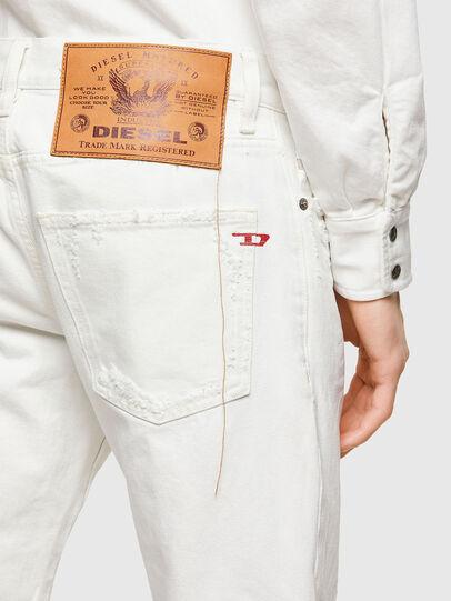 Diesel - D-Kras 0HBAJ, White - Jeans - Image 4