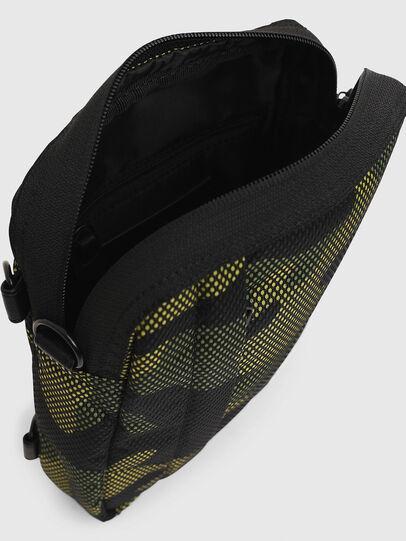 Diesel - ODERZO, Green Camouflage - Crossbody Bags - Image 5