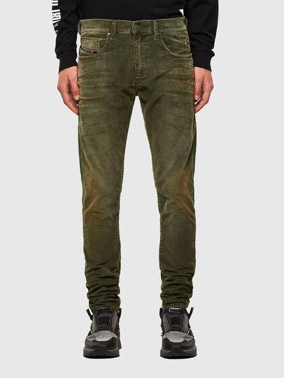Diesel - D-Strukt 069PT, Military Green - Jeans - Image 1