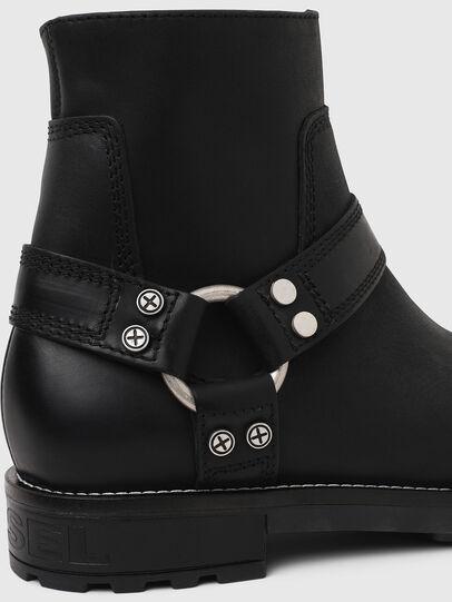 Diesel - D-THROUPER AB, Black - Boots - Image 5