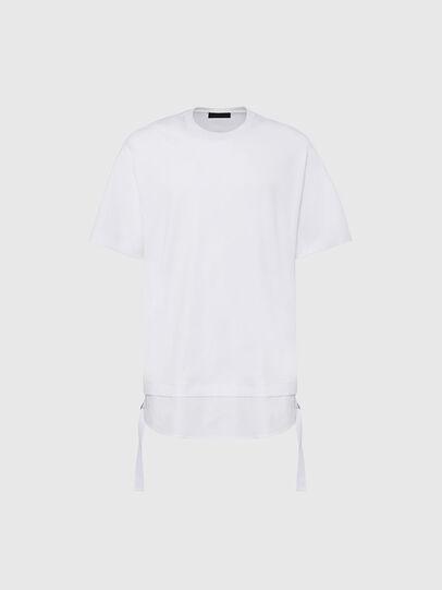 Diesel - T-TARITE, White - T-Shirts - Image 1