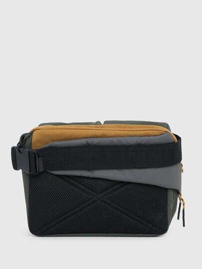 Diesel - CROSYO, Military Green - Crossbody Bags - Image 2