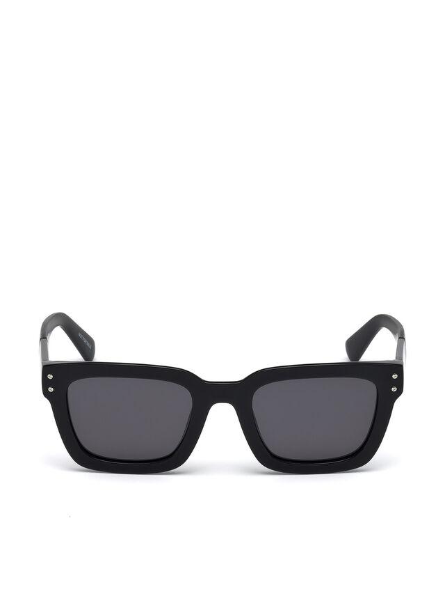 Diesel - DL0231, Black - Sunglasses - Image 1