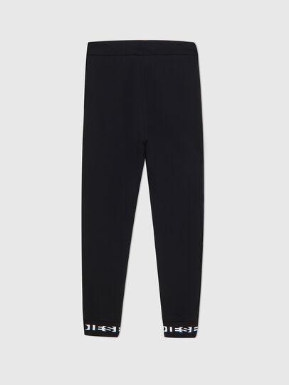 Diesel - UFLB-ALINA, Black - Pants - Image 2