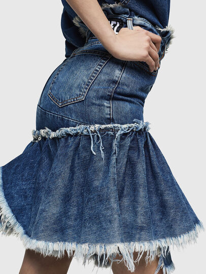 Diesel - DE-ALAYNA,  - Skirts - Image 5