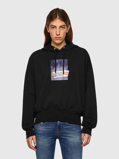 Diesel - F-MAGDALENA-B2, Black - Sweaters - Image 1