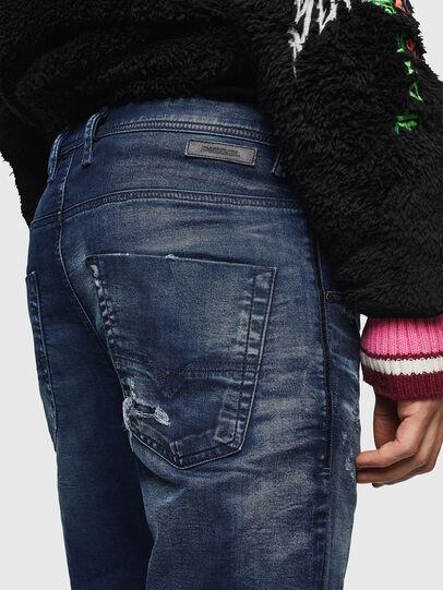 Diesel - Krooley JoggJeans 069JE, Dark Blue - Jeans - Image 5