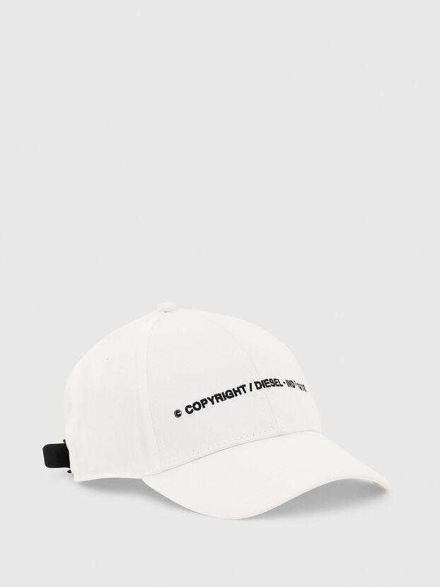 COMIXI, White - Caps