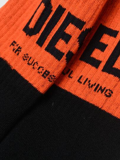 Diesel - SKM-ZRAY, Black/Orange - Underwear - Image 3