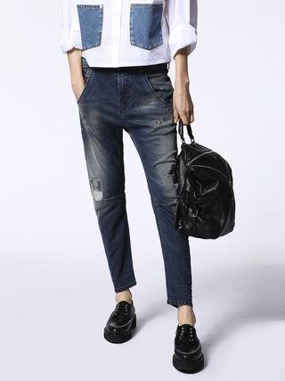 FAYZA JOGGJEANS 0678J, Blue jeans