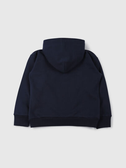 Diesel - SDIVISION OVER, Night Blue - Sweaters - Image 2