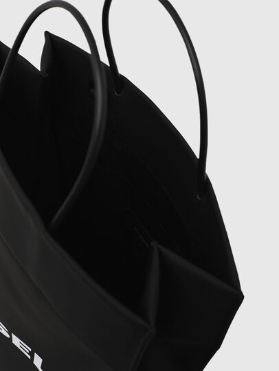 Diesel - SAKETTONE, Black - Shopping and Shoulder Bags - Image 5