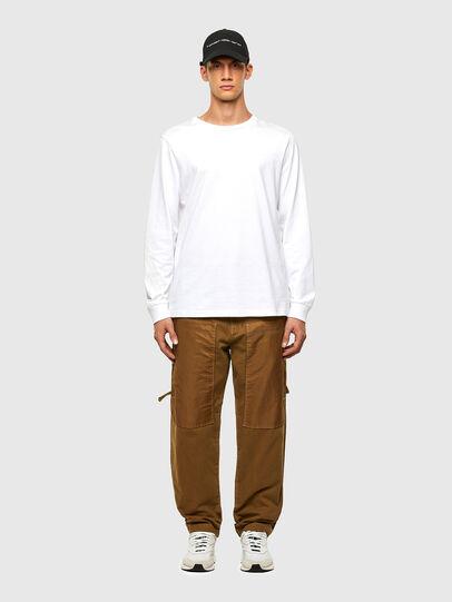 Diesel - P-TRENT, Light Brown - Pants - Image 5