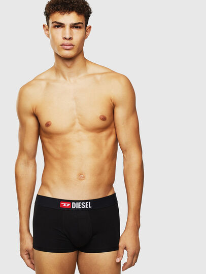 Diesel - UMBX-DAMIENTHREEPACK, Black/Red - Trunks - Image 2