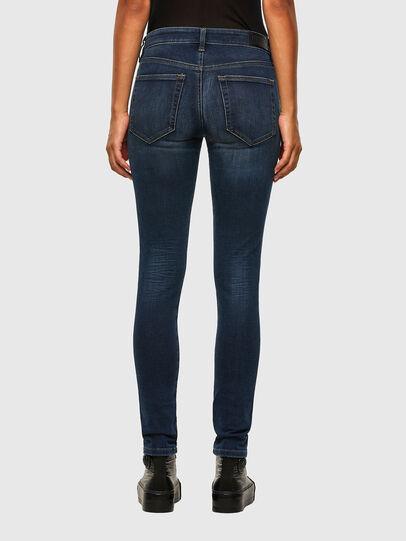 Diesel - Slandy 009JH, Dark Blue - Jeans - Image 2