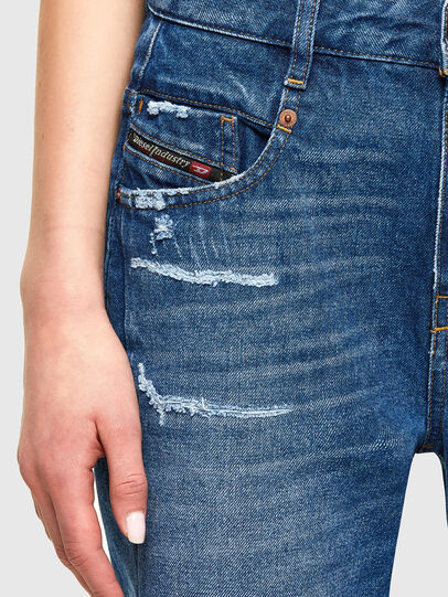 Diesel - Fayza 0079R, Medium blue - Jeans - Image 3