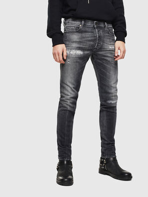 Tepphar 0095J, Black/Dark grey - Jeans
