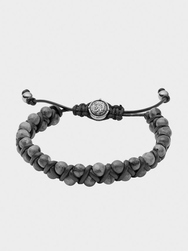 Diesel DX1110, Anthracite - Bracelets - Image 1