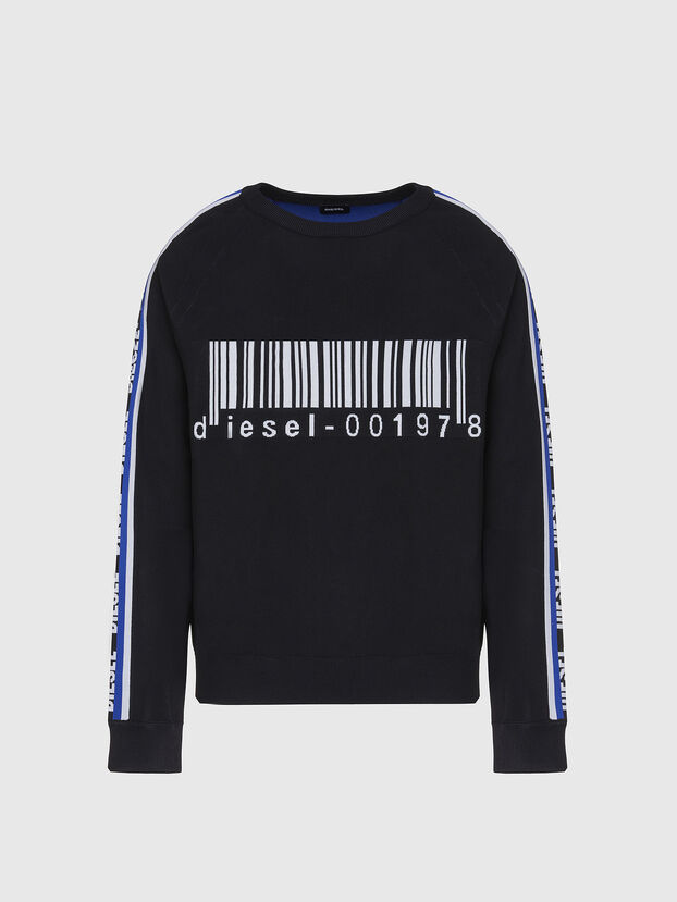 K-RUSH, Black - Knitwear
