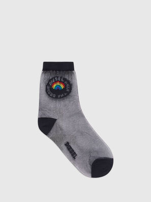 SKF-SIUXINE-P, Black - Socks