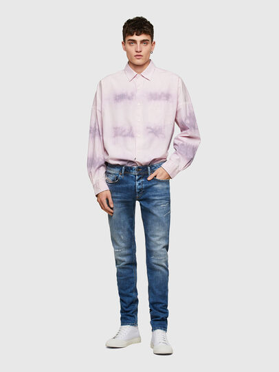 Diesel - Sleenker 009PN, Medium blue - Jeans - Image 5