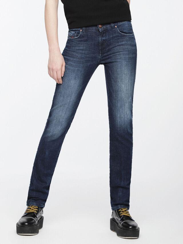 Diesel - Sandy 0685T, Dark Blue - Jeans - Image 5