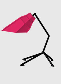 PETT TAVOLO, Hot pink
