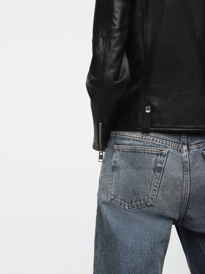 Diesel - L-LYF,  - Leather jackets - Image 5