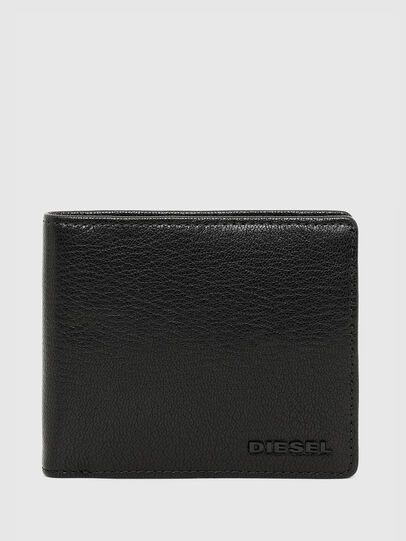 Diesel - HIRESH S, Black/Green - Small Wallets - Image 1