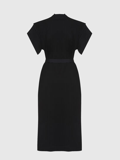 Diesel - D-FLIX-C, Black - Dresses - Image 2