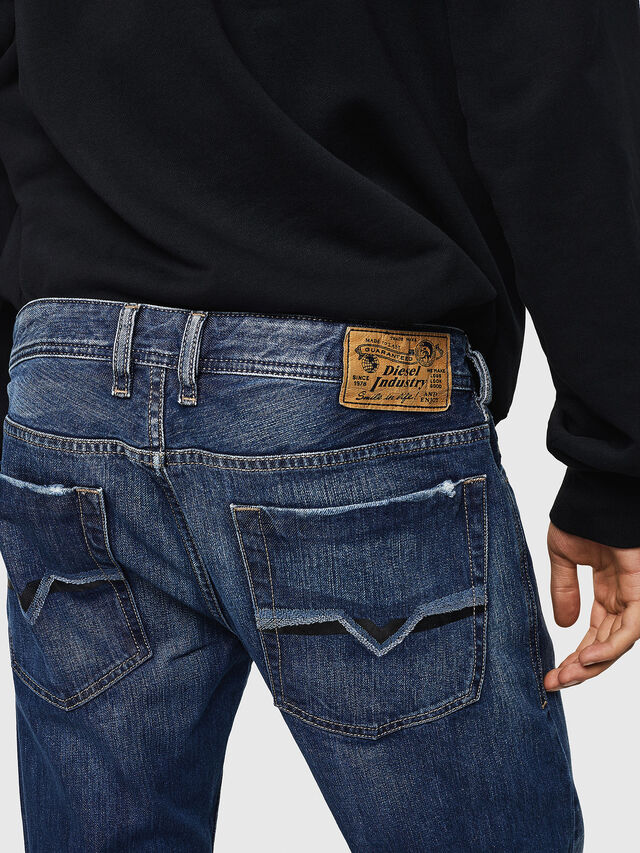 Diesel - Zatiny 008XR, Medium blue - Jeans - Image 4
