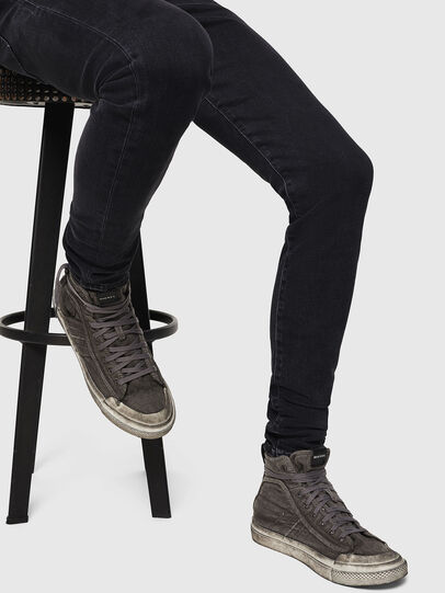 Diesel - S-ASTICO MID LACE, Dark grey - Sneakers - Image 5
