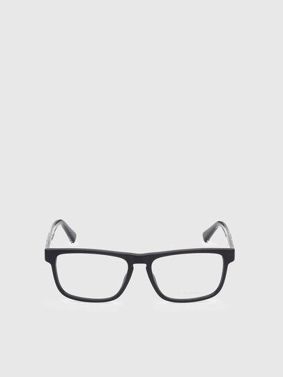 Diesel - DL5406, Black/White - Eyeglasses - Image 1