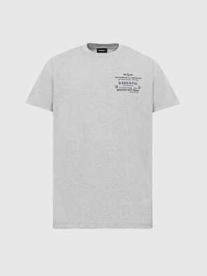 T-DIEGOS-X44, Grey - T-Shirts
