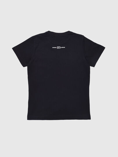 Diesel - TJFLAVIAY, Black - T-shirts and Tops - Image 2