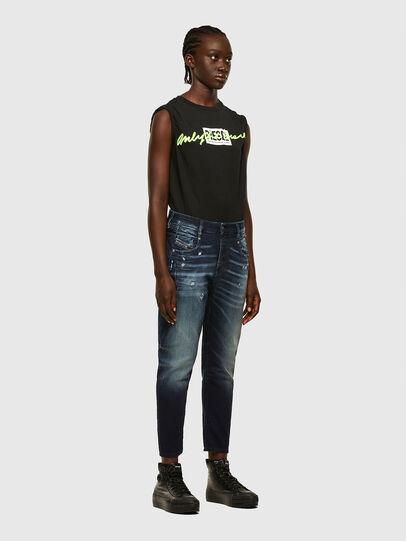 Diesel - FAYZA JoggJeans® 069PZ, Dark Blue - Jeans - Image 5