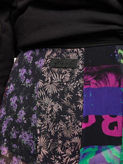 Diesel - O-KLARISSA, Black - Skirts - Image 4