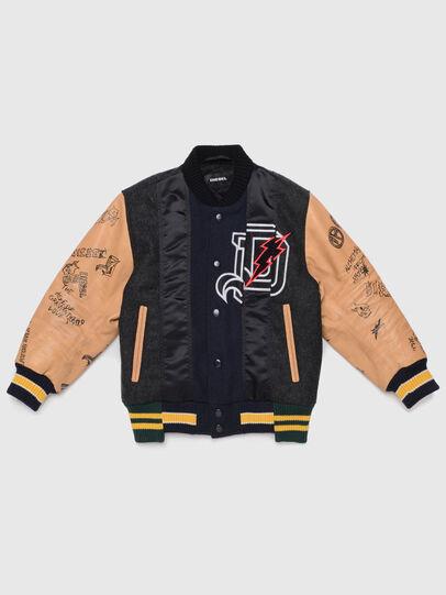 Diesel - JLANTON, Black - Jackets - Image 1