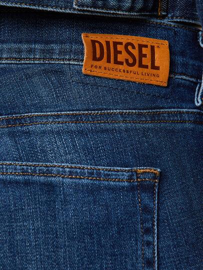 Diesel - D-Ebbey 086AM, Medium blue - Jeans - Image 4