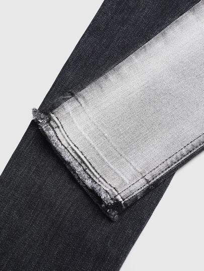 Diesel - SLEENKER-J-N, Black/Grey - Jeans - Image 4