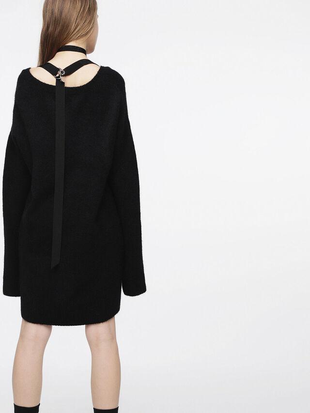 Diesel - M-SOFTY, Black - Dresses - Image 2