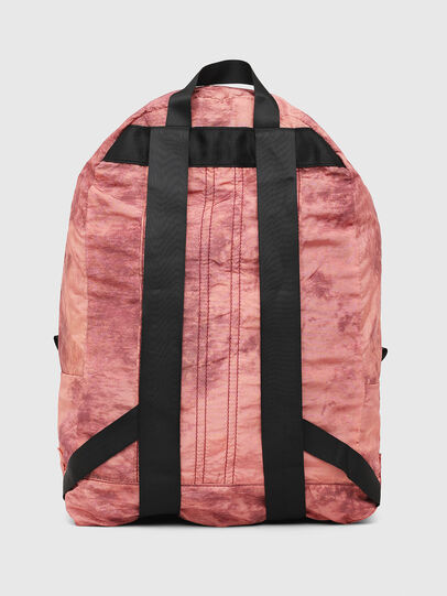 Diesel - BAPAK, Red - Backpacks - Image 2